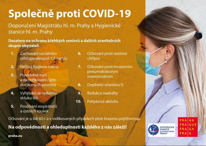očkování covid praha