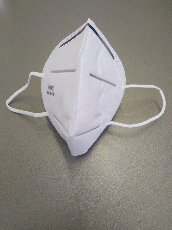 levné respirátory KN95
