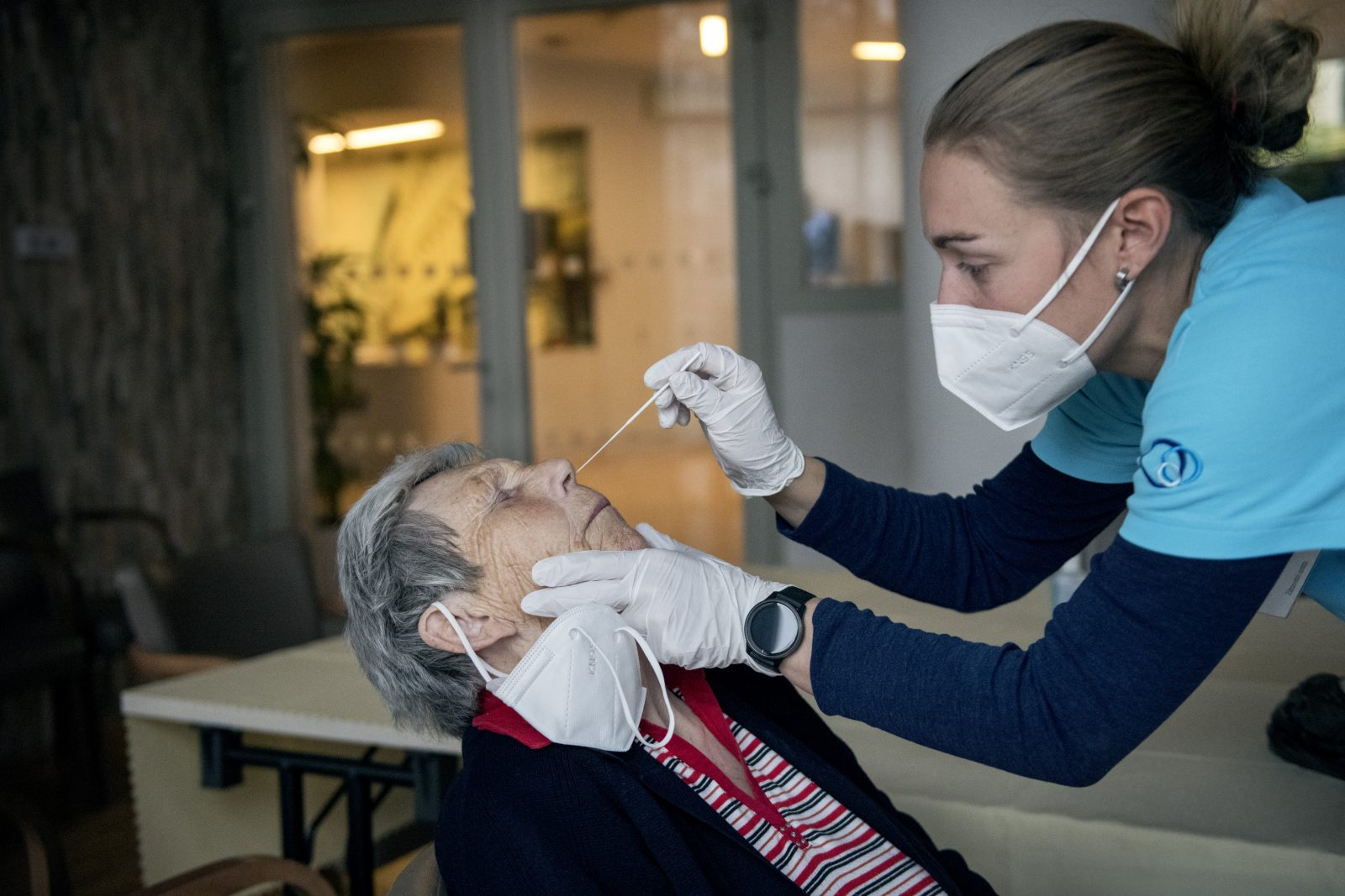 Registrace očkování seniorů